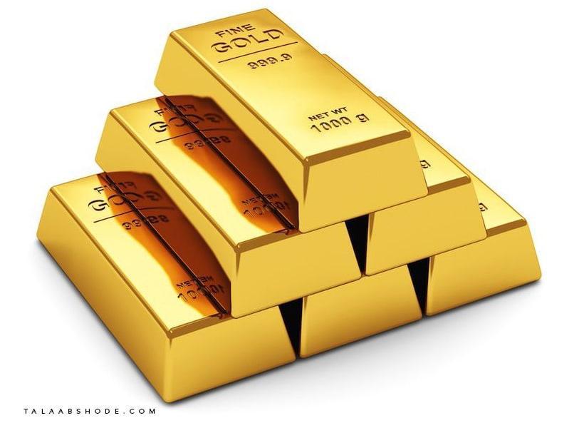 شمش و طلا