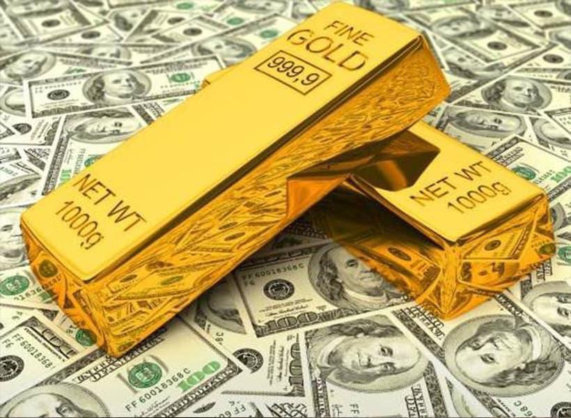 ارتباط بالارفتن دلار و افزایش قیمت طلا
