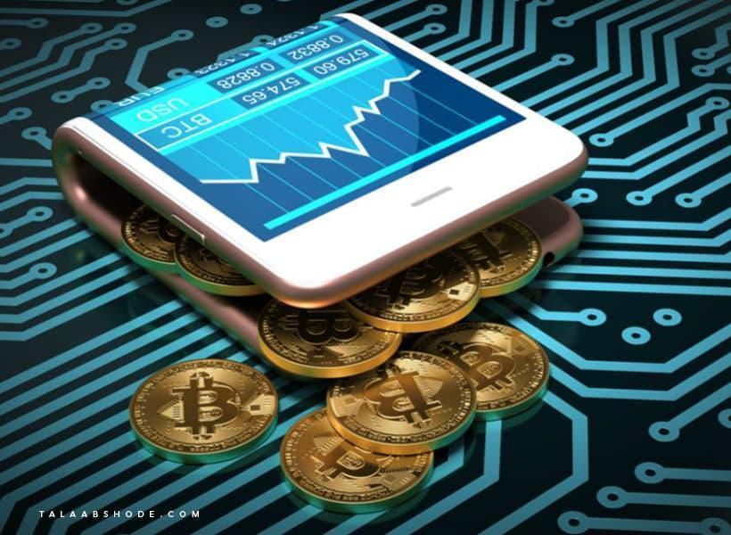 استفداه ارز دیجیتال تنها با موبایل یا کامپیوتر در شبکه جهانی اینترنت