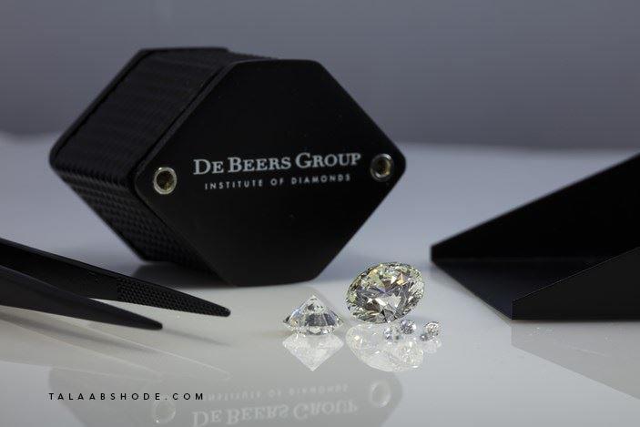 بزرگترین تولید کنندگان الماس جهان De Beers